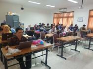 peserta pelatihan pemrograman matlab